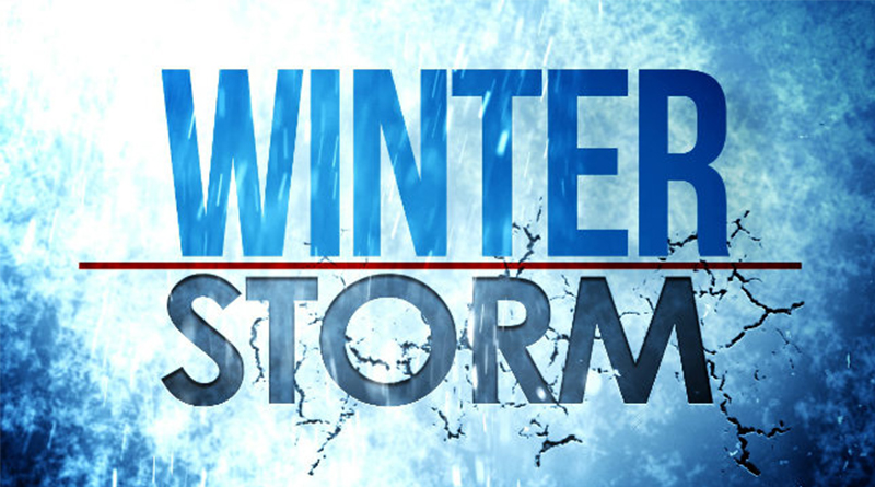 Winter Storm Watch in Effect Until Friday
