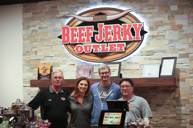 Beef Jerky Outlet Opens its Doors in Michigan City