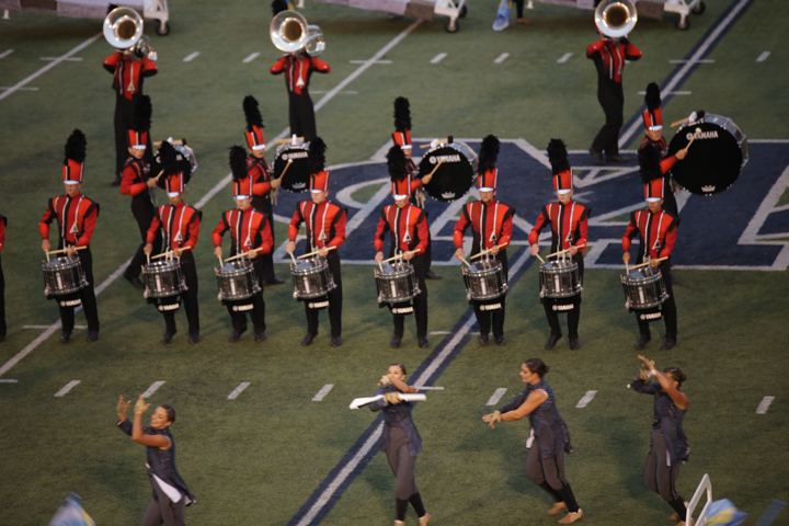 Drum Corps International Returns to Michigan City for Open Class Championships