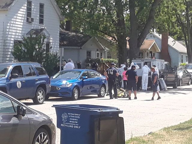 Police Remove 35 Dogs from Michigan City Home Due to Home Conditions