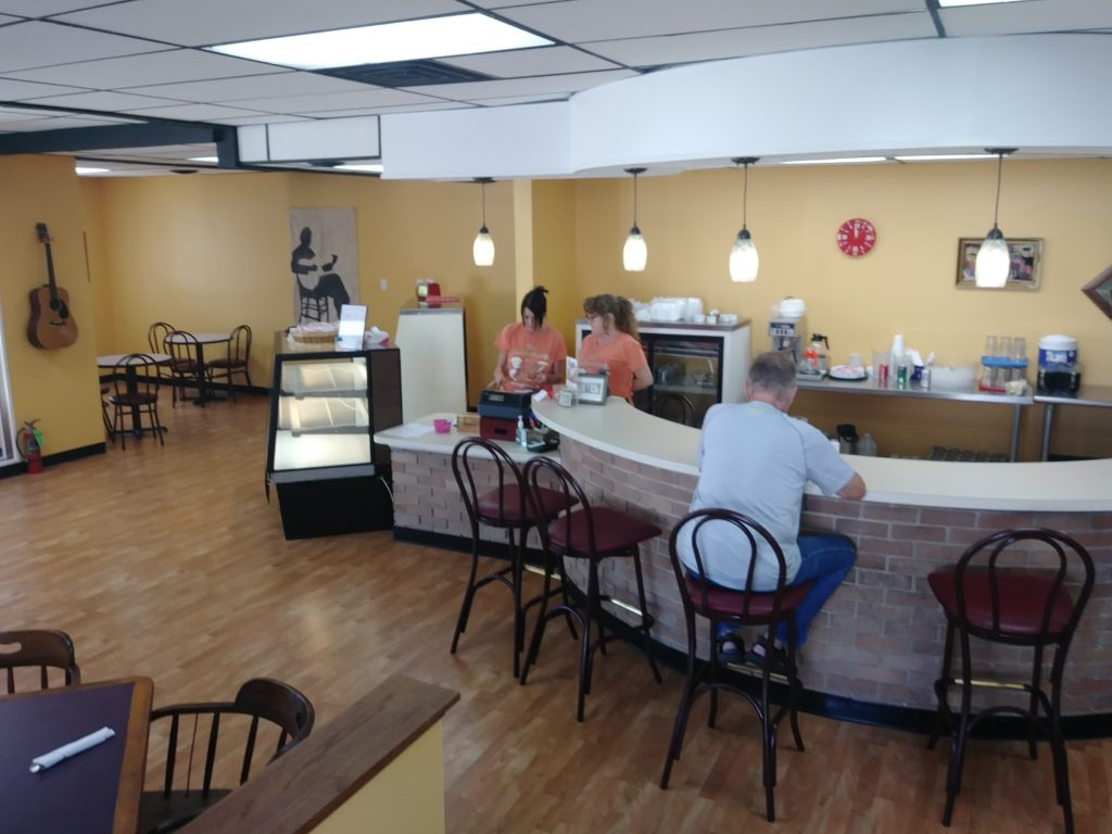 Dough Boy's Restaurant Serves up Fresh Dishes in New Location