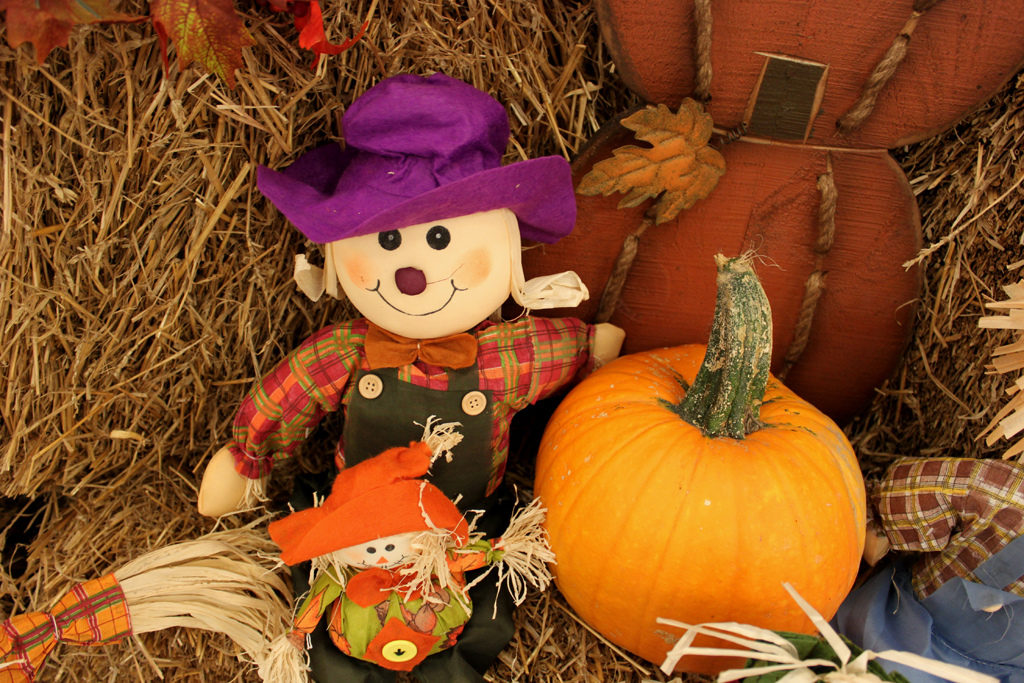 Fall Arrives With Annual Scarecrow Festival