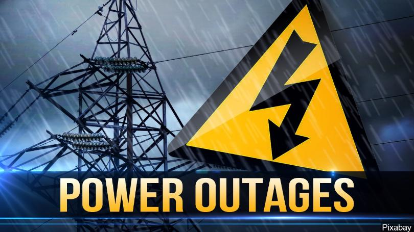 Over 2,500 NIPSCO Customers Without Power in Michigan City