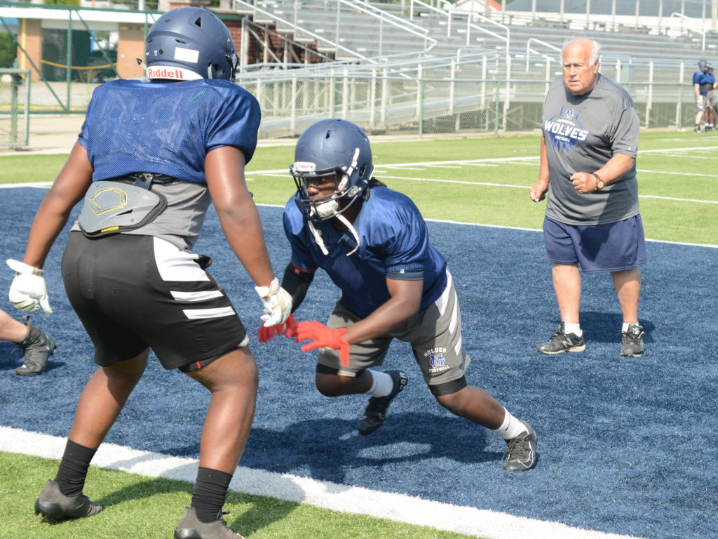 City Wolves Aim to Continue their Success During 2019-20 Football Season